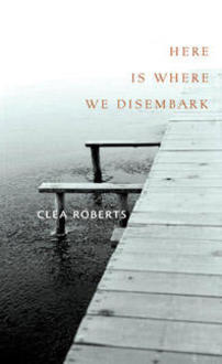 Here is Where Disembark Cover