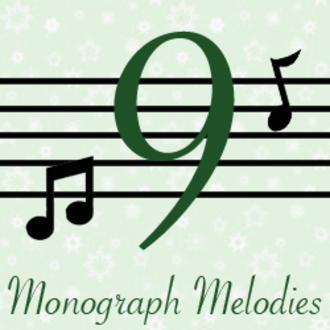 12 Days of CanLit: 9 Monograph Melodies