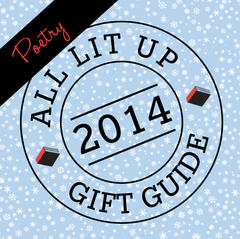 Gift Guide Week: Poetry