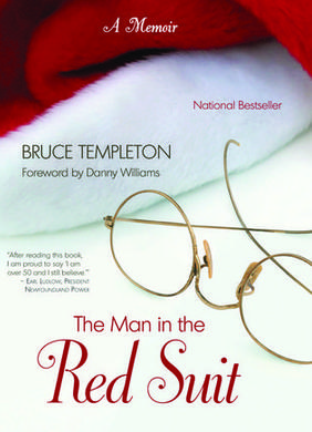 CanLit Rewind: The Man in the Red Suit by Bruce Templeton