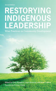 Restorying Indigenous Leadership Cover