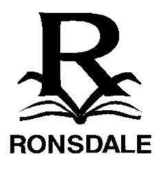 In House: Ronsdale Press