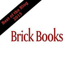 Brick Books logo - BOTB15