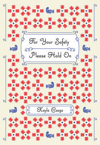For Your Safety Please Hold On Cover