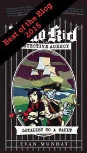Dead Kid Detective Agency Cover - BOTB15