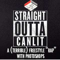 Straight Outta CanLit or, A Little Fight Music