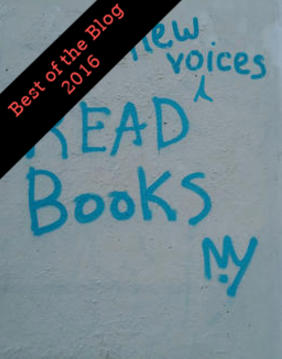 2016 New Year's Resolution: Read New Voices!