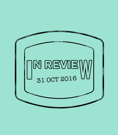 In Review: The Week of October 31st