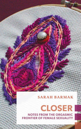 Sisters are doin' it for themselves: Creating the cover for Sarah Barmak's Closer
