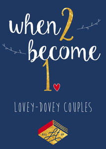2 Become 1 Valentine's Day Bundles: Lovey-Dovey Couple (ALU blog, Feb 11/16)