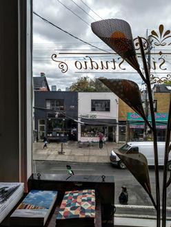 Field Trip: knife | fork | book in Toronto's Kensington Market