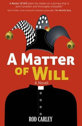 First Fiction Fridays: A Matter of Will