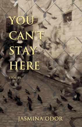 First Fiction Fridays: You Can't Stay Here