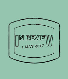 In Review: The Week of May 1st