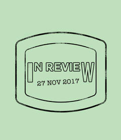 In Review: The Week of November 27th