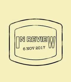 In Review: The Week of November 6th
