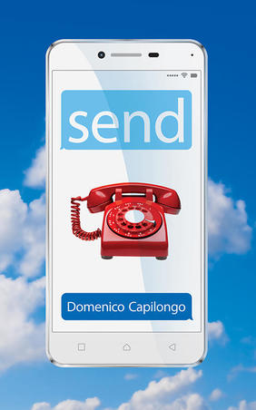 Poetry in Motion: Lyricism through Communication in Domenico Capilongo's send