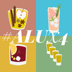 ALUx4: Four Party Drinks from the Chappy Hour Archives