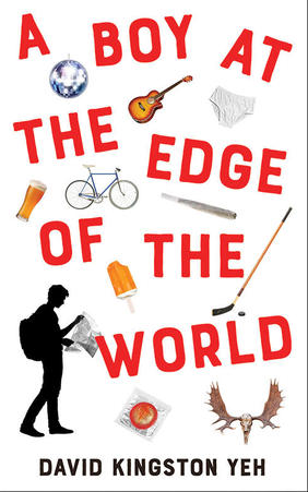 First Fiction Friday: A Boy at the Edge of the World