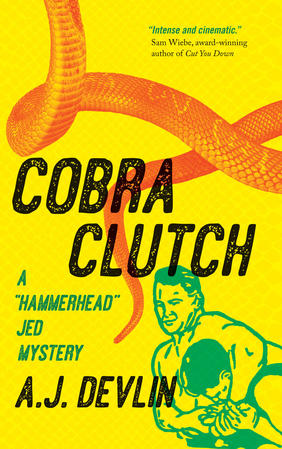 First Fiction Friday: Cobra Clutch