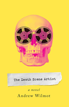 First Fiction Friday: The Death Scene Artist
