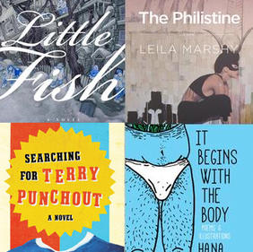 Four Debuts on our Reading Radar