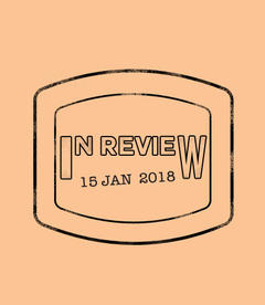 In Review: The Week of January 15th