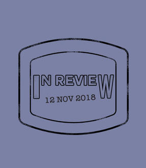 In Review: The Week of November 12th