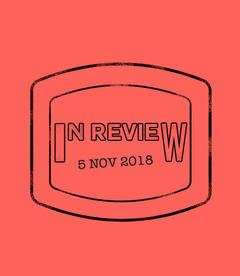 In Review: The Week of November 5th