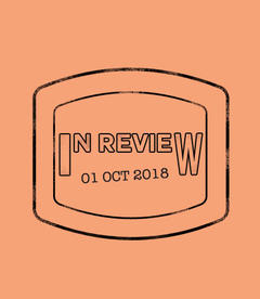 In Review: The Week of Oct 1st