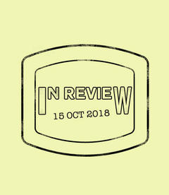 In Review: The Week of October 15th