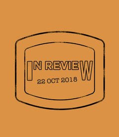 In Review: The Week of October 22nd