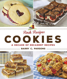 Test Kitchen: Rock Recipes Cookies!