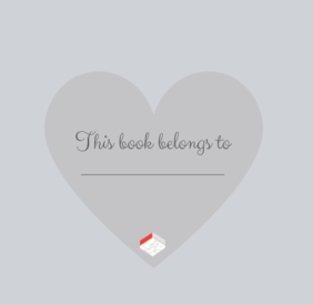 Do-Lit-Yourself: Bookplates for Valentine's Day