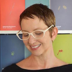 profile photo, ingrid paulson of gladstone press