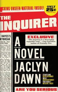 the inquirer, book cover