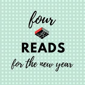 Four Books to Help Keep Your New Year's Resolutions