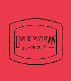 In Review: The Week of April 22nd