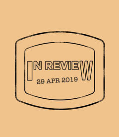 In Review: The Week of April 29th