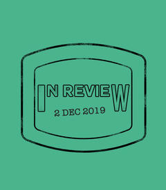 In Review: The Week of December 2nd