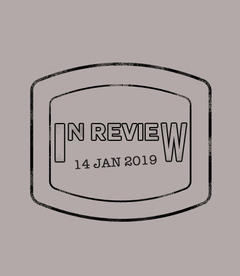 In Review: The Week of January 14th