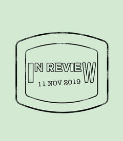 In Review: The Week of November 11th