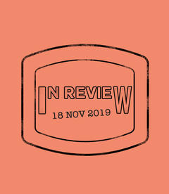 In Review: The Week of November 18th