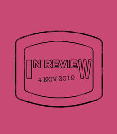 In Review: The Week of November 4th