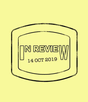 In Review: The Week of October 14th