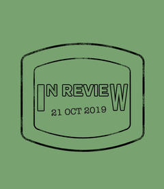 In Review: The Week of October 21st