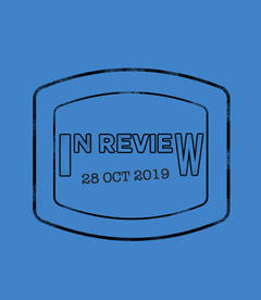 In Review: The Week of October 28th