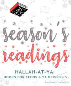 Season's Readings: Hallah-at-ya