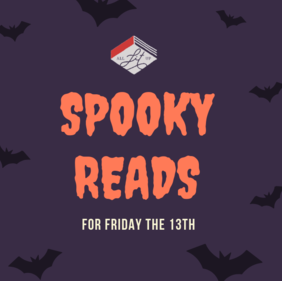 Six spooky(ish) reads for Friday the 13th