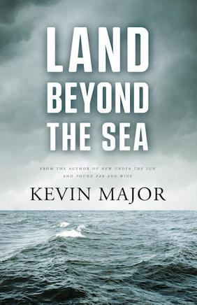 land beyond the sea, book cover